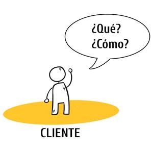 Comunicación y coordinación | el cliente debe comunicar qué espera del proyecto
